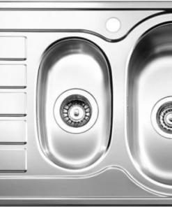 Blanco opbouw spoelbak 520295 Lanis 6 S Basic-kopen