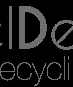 Steeldesign DUO Prullenbak - 12 l + 24 l - Pedaalemmer voor afvalscheiding-kopen
