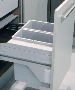 Afvalemmer Hailo Cargo Soft 3610-48 - 28liter-kopen