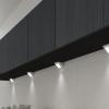 Keukenverlichting onderbouw Domus Line Cubik SET van 3 Uitbreidbaar. Warm wit.