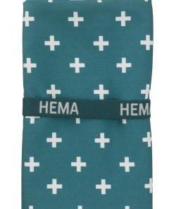 HEMA Handdoek Microvezel 70 X 140 Cm (vert)