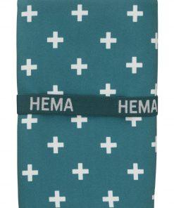 HEMA Handdoek Microvezel 110 X 175 Cm (vert)