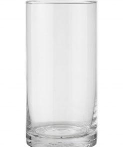 HEMA Vaas - 11 X Ø 11 Cm - Transparant (transparant)