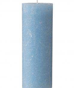 HEMA Rustieke Kaars 7 X 19 Cm (bleu)