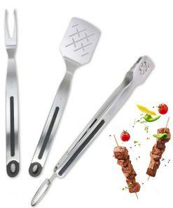 Luxe 3-delige Barbecue set Coninx Riva