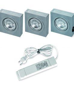 Box 20 watt halogeenset 3 stuks.-kopen