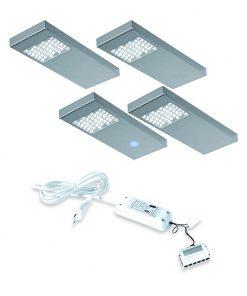 Keuken onderbouw lamp Dotty met touch dim controller. Set van 4-kopen