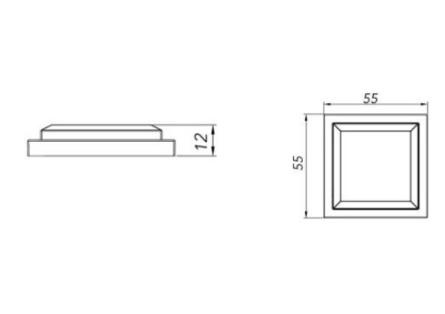 Keukenverlichting Vizioni XENI Led set van 3. 2800k-kopen