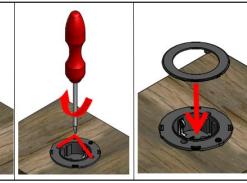 Pix inbouw stopcontact - wit/zwart/RVS look-review
