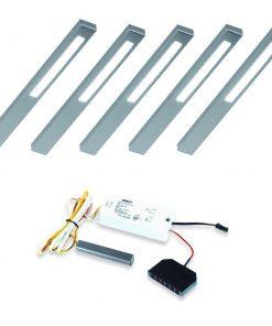 Keuken onderbouw lamp SLIM met touch dim controller. Set van 5-kopen