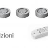 Keukenverlichting Vizioni XENI Led set van 3. 2800k-review