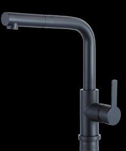 Zwarte keukenkraan Copa K1040 Pure black-kopen