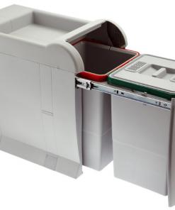 Inbouw afvalemmer Copa W-5000 24 liter BIO-review