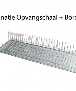 Opvangschaal Copa 120cm breed voor bovenkast-kopen
