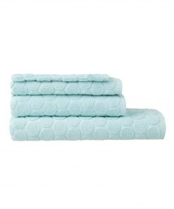 HEMA Handdoeken - Zware Kwaliteit - Gestipt Mintgroen (mintgroen)