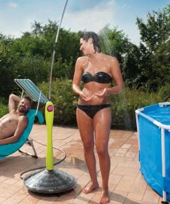 Buitendouche G.F. Garden Sunny Style Premium Solar Shower Blauw-kopen