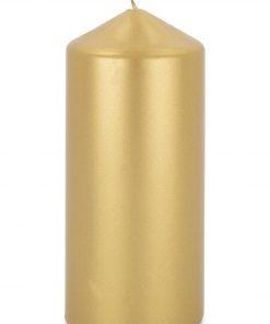 HEMA Stompkaarsen Goud (goud)