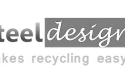 Pedaalemmer Steeldesign Trio + 45 liter (vorig model)-kopen