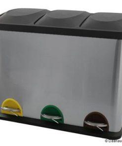 Pedaalemmer Steeldesign Trio + 45 liter (vorig model)-review