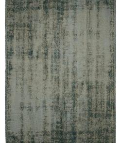 HEMA Vloerkleed - 140 X 200 Cm - Groen (groen)