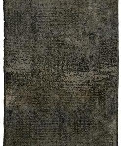 HEMA Vloerkleed - 140 X 200 Cm - Grijs (grijs)