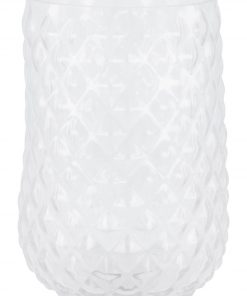 HEMA Vaas Ø 12.3 Cm - Glas - Transparant (kleurloos)