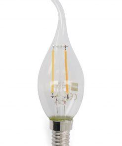 HEMA LED Lamp 15W - 140 Lm - Kaars - Helder (transparant)