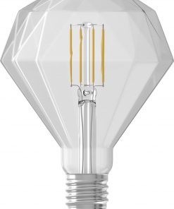 HEMA LED Lamp 4W - 290 Lm - Diamant - Helder (transparant)
