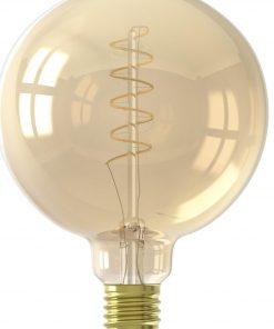 HEMA LED Lamp 4W - 200 Lm - Globe - Goud (goud)