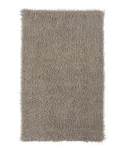 Badmat Dex - taupe - 60x90 cm - Leen Bakker