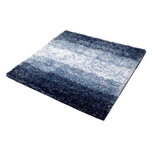 Kleine Wolke badmat Oslo - blauw - 60x60 cm - Leen Bakker