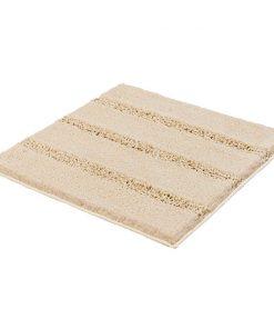 Kleine Wolke badmat Monrovia - beige - 60x60 cm - Leen Bakker