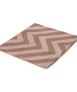 Kleine Wolke badmat Malua - taupe - 50x60 cm - Leen Bakker