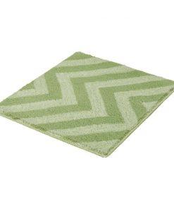 Kleine Wolke badmat Malua - lichtgroen - 50x60 cm - Leen Bakker