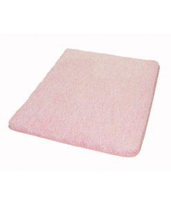 Kleine Wolke badmat Seattle - roze - 60x90 cm - Leen Bakker