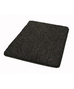Kleine Wolke badmat Seattle - grijs - 60x90 cm - Leen Bakker