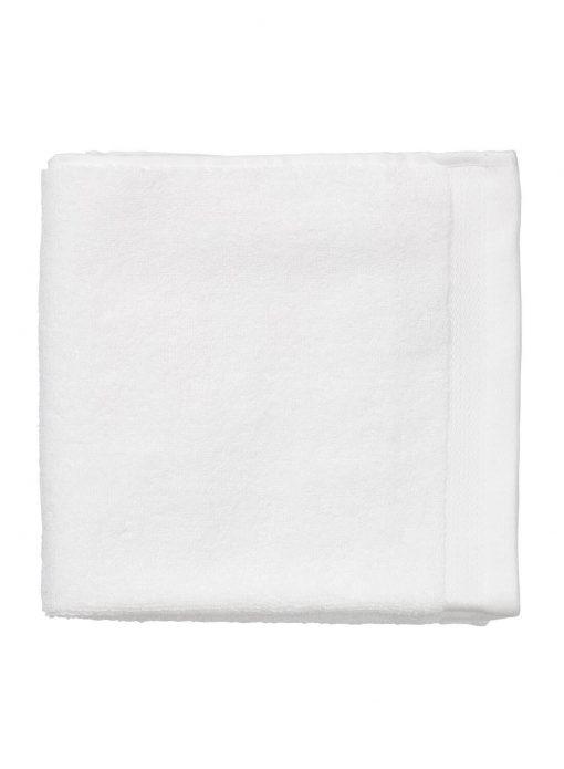 HEMA Handdoeken - Met Bamboe Wit (wit)
