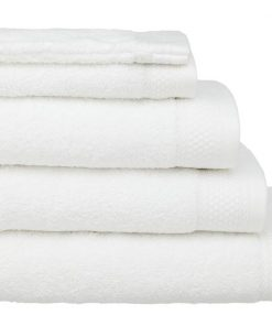 HEMA Handdoeken - Hotel Extra Zwaar Wit (wit)