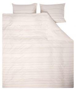HEMA Dekbedovertrek - Hotel Katoen Satijn Wit (wit)