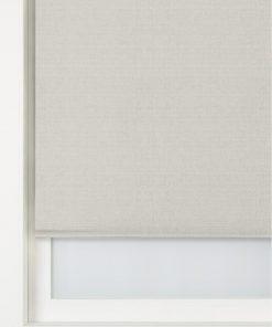 HEMA Rolgordijn Structuur Verduisterend/gekleurde Achterzijde Lichtgrijs (lichtgrijs)