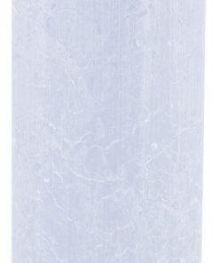 HEMA Rustieke Kaars - 7x19 - Lichtblauw (lichtblauw)