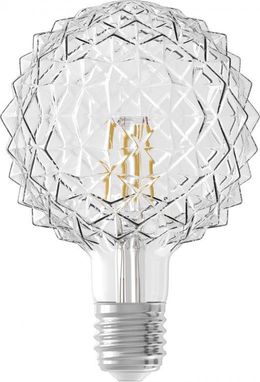 HEMA LED Lamp 4W - 300 Lm - Ananas - Helder (transparant)