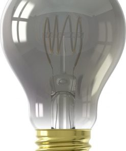 HEMA LED Lamp 4W - 100 Lm - Peer - Titanium (grijs)
