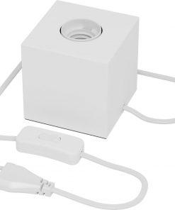 HEMA Tafellamp - 1.5 M - Wit (wit)