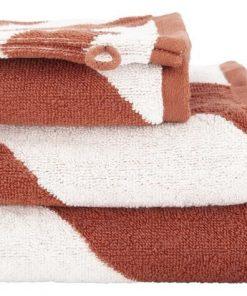HEMA Handdoek - Zware Kwaliteit Terra (terra)