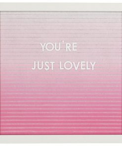 HEMA Letterbord Roze
